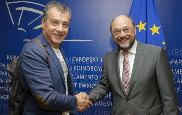 mini.press: Λίαν ύποπτη η στάση του Σταύρου Θεοδωράκη