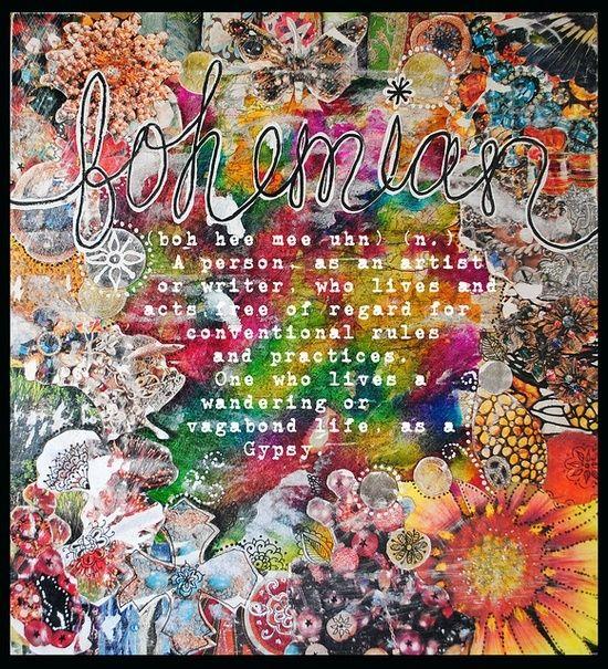 Bohemian Boho Hippie Gypsy Wanderlust