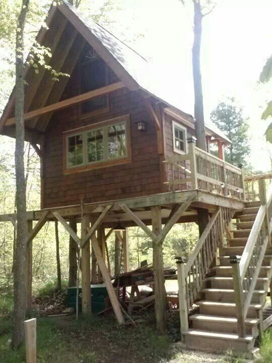 Future Tree Houses 313 best my love of tree houses & hideaways. images on pinterest