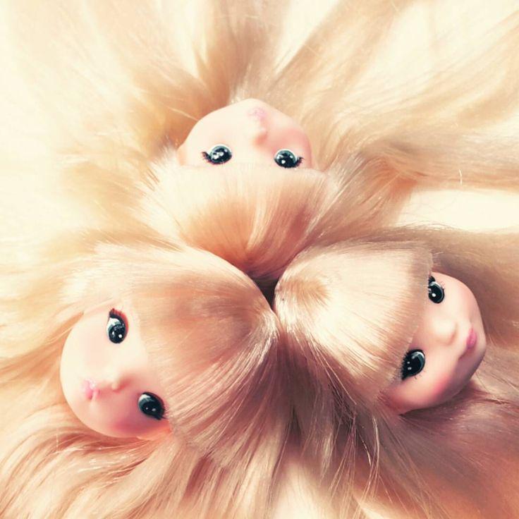금발은 그냥 예쁘다.  #aroomfulloftoys #doll #égoogugu #dollstagram #dollmaking #égoo #gugu #dolls#moni #pvcdoll #룸풀오브토이즈 #구름숲갤러리 #인형제작 #애구구구 #애구 #구구 #모니 #육일돌 #자작육일돌 #pvc인형