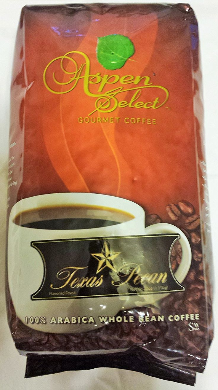 Aspen select gourmet coffee texas pecan awesome product