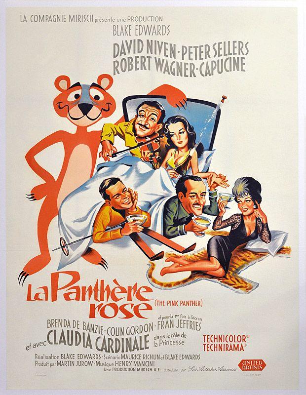 Redécouvrez la bande-annonce du film La Panthère Rose ponctuée des secrets de tournage et d'anecdotes sur celui-ci. La Panthère rose (The Pink Panther) est