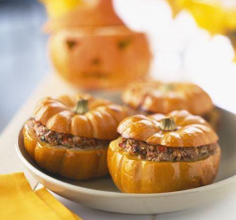 """Recette de """"Jack be little"""" pour votre repas d'Halloween"""