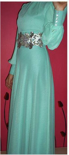 Nisa Moda Gown. #HIjab