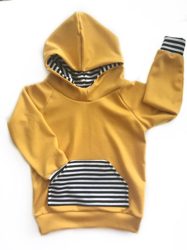 Mellow yellow hoodie