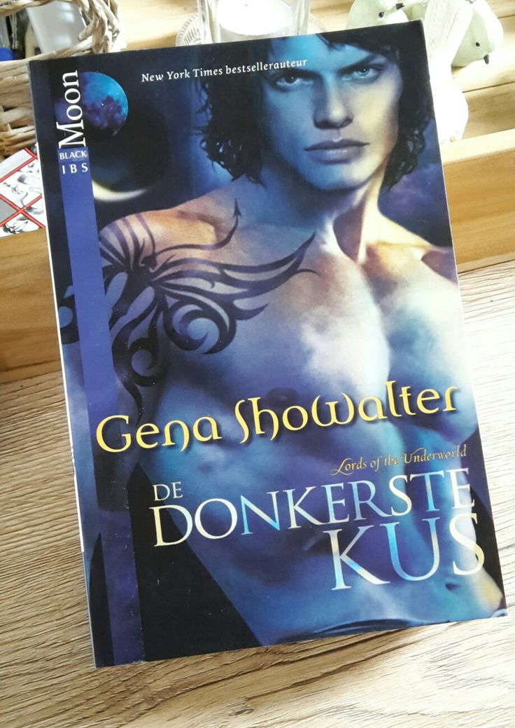 Lords of the underworld: de donkerste kus #3 - Gena Showalter