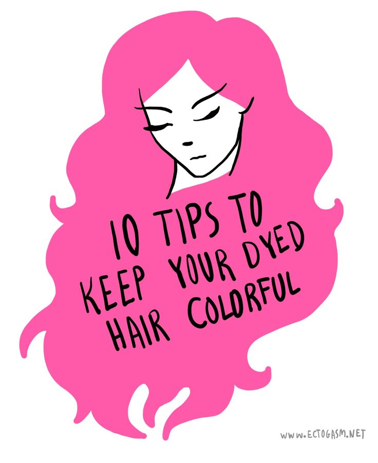 10 tips to keep your dyed hair colorful - an easy guide to maintaining hair color