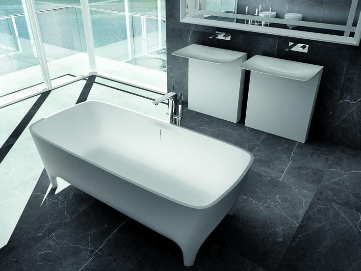 12 best freestanding tubs images on Pinterest | Bathtubs, Soaking ...