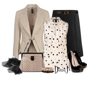 Office Look - Marc Jacobs