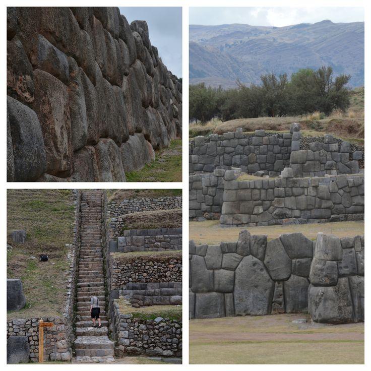 Sacsaywamán, Cusco, Peru by see/do/wander
