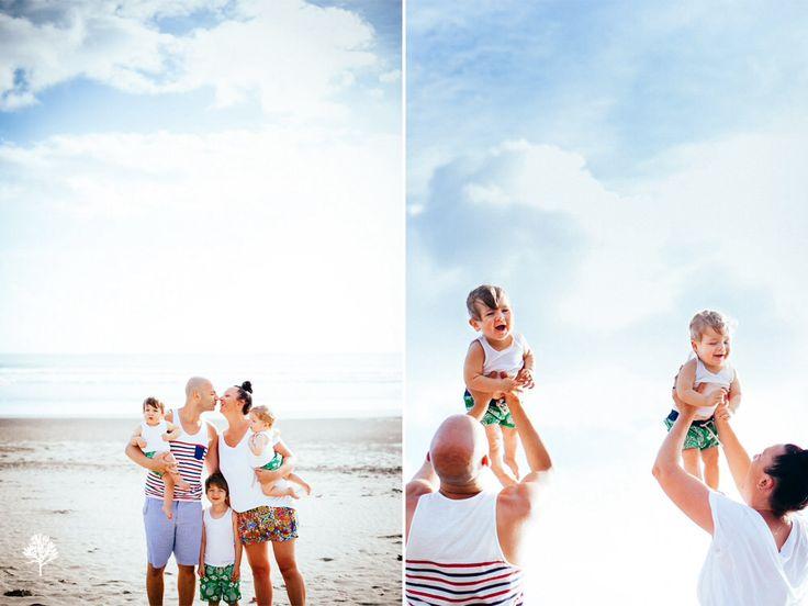 The Osman's family #bali #kuta #beach #family #familyphotography #evermotionphoto