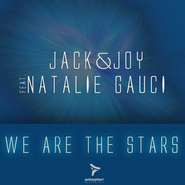 Adaptor Artwork for Jack & Joy release featuring Australian diva Natalie Gauci  [Art: Luca Masini / ZeroUno Design]
