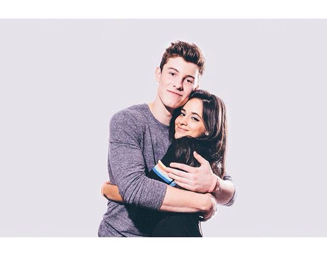 ((Pretend the girl is Kalani Hilliler)) Kalani) Hanging out with Shawn! Love you!