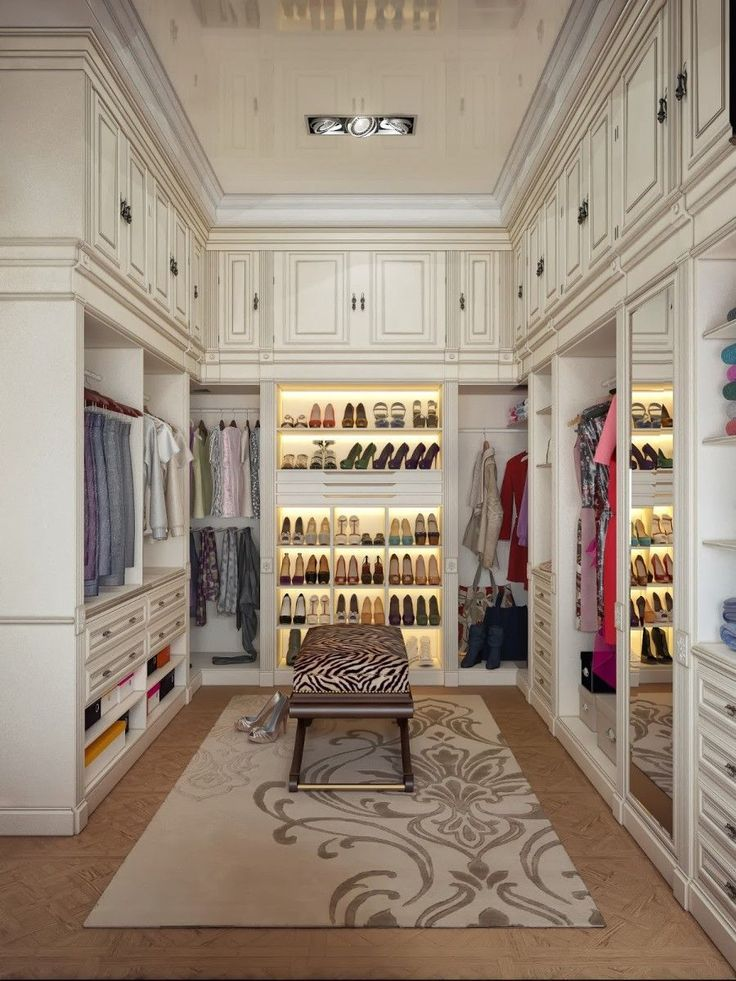 14 Walk In Closet Designs For Luxury Homes Closet Decor