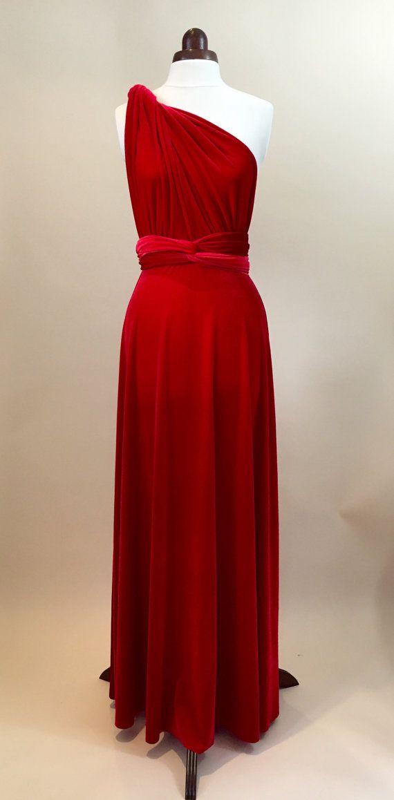 Vestido de fiesta vestido de Dama de honor vestido de por Valdenize