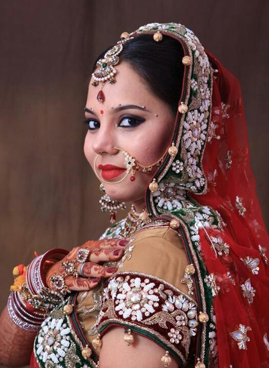 In shades of a bride