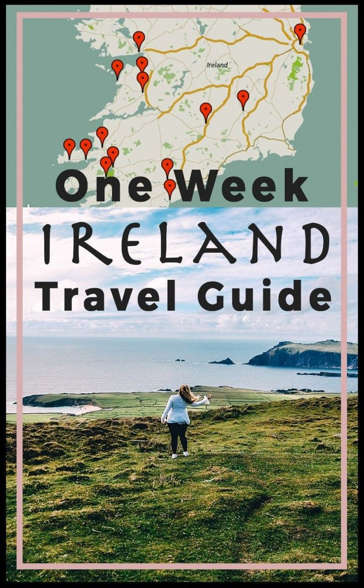 One Week Ireland Travel Guide - Helene in Between