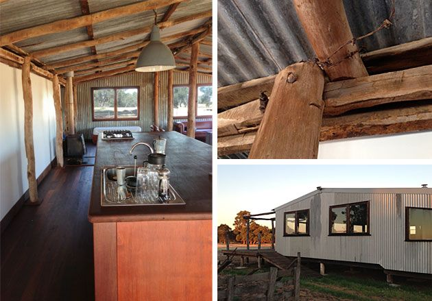1940s Shearing Shed Converted To A Stylish 2 Bedroom Self