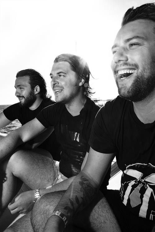 Swedish house mafia they are awesome- not really me but talented and amazing x