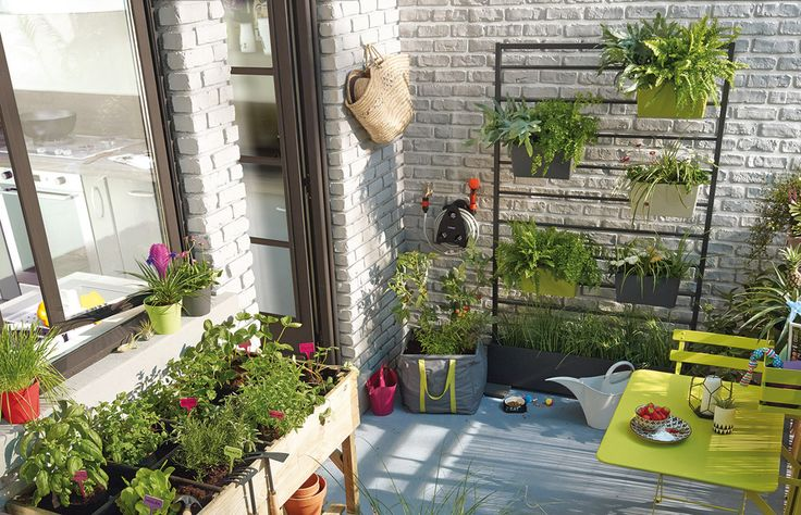 177 best fleurs et potager flowers images on pinterest for Deco coin jardin