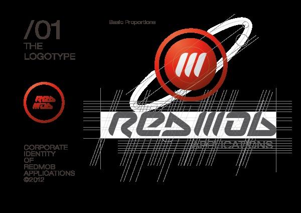 RedMob Applications by Peter Molnar, via Behance