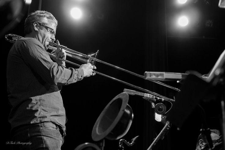 Bogui Jazz Marshall Gilkes & Bob Sands Big Band