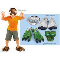Dinosaur Dress-Ups - Prehistoric adventures await—when children slip on our adorable dinosaur costumes!