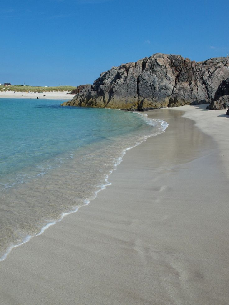 Clachtoll Beach. Isle of Skye & the West Coast of Scotland (Beauty World Vacations)