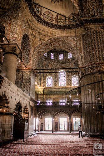 Kek mecset_Isztambul-03