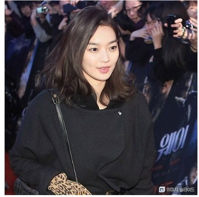 korean shoulder length hair - Google Search