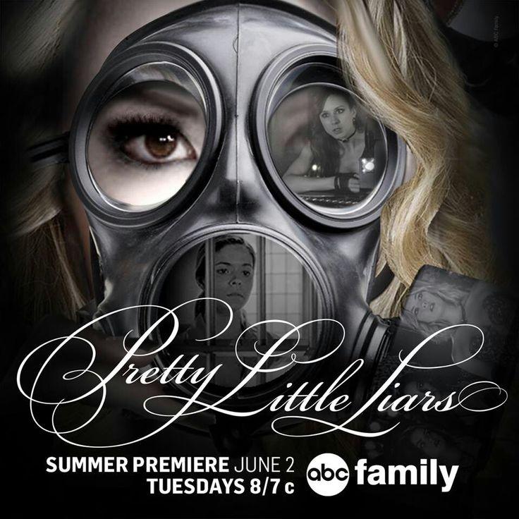 Pretty Little Liars Season 6, June 2