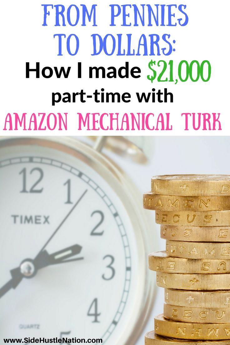 Read this to learn how Mike Naab made thousands of dollars one penny at a time using Amazon Mechanical Turk. He used his free time to earn an extra $150-$300/week and now you can too. #makemoneyonline #makemoneyfromhome #sidehustlesuccess