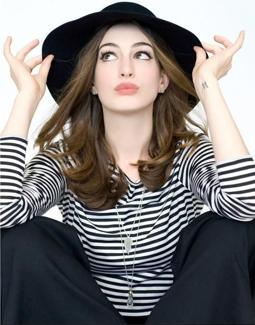 Anne Hathaway | tumblr | torn by ELENA DUMITRU
