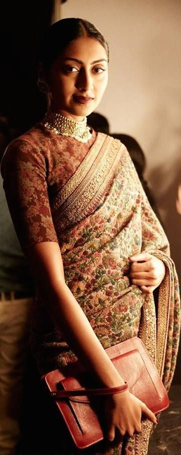 Loving it , so classy Sabyasachi @ Delhi Couture Week 2013 - original pin by @webjournal