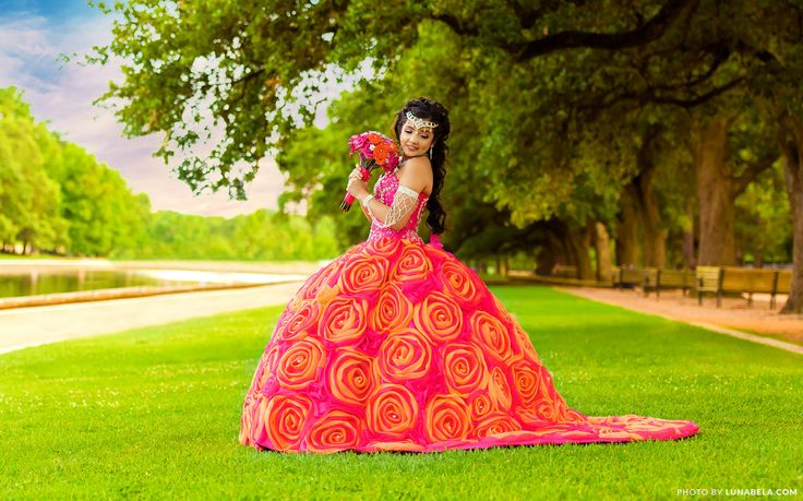 Houston Quinceañera Photographer - Fotografo de Quinceañeras en Houston