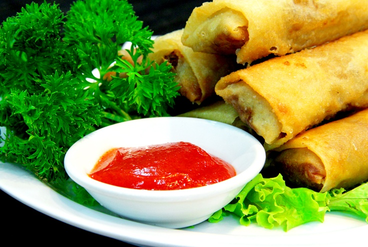 Luscious Snack from Indonesia: Lumpia Goreng. By VideoResep