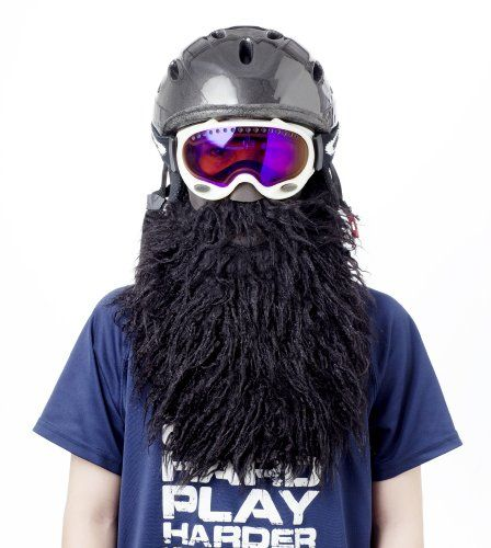 Beardski Pirate Ski Mask- Beardski