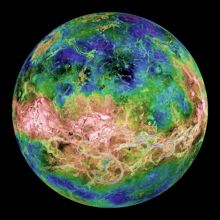 venus solar system exploration - photo #7