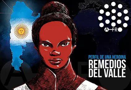 María Remedios del Valle: mujer afroargentina, heroína de la Independencia de Argentina Diy And Crafts, Joy, Drawings, Movie Posters, Life, Santa Fe, Women, War, World