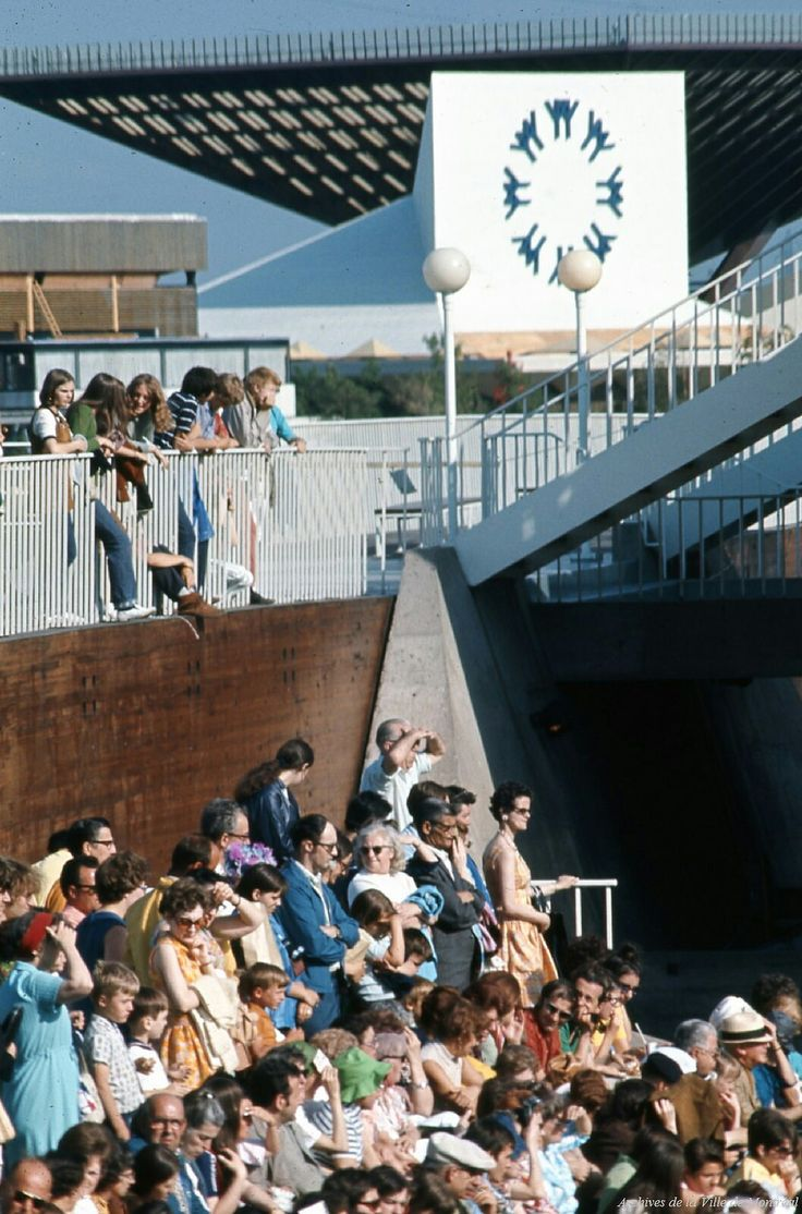 a great photo of expo 67 one of my favorites!