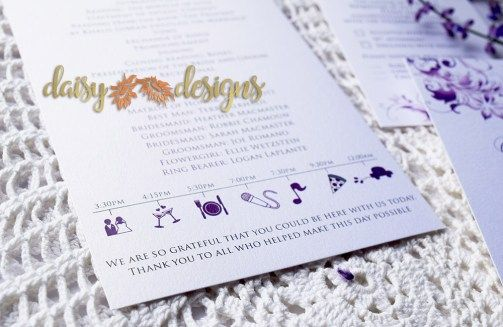 Lilac Blossoms program close-up; what great little icons!