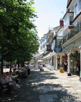 I need to return to my first home... Royal Tunbridge Wells!