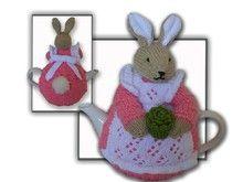 Beatrix Bunny Rabbit Tea Cosy