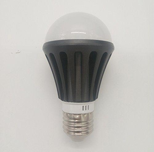 Anjeet 5W Black Light Bulb A19 E26 LED UV BLB Blacklight Blue Blub AC100-240V