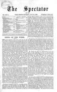 The Spectator magazine Archive