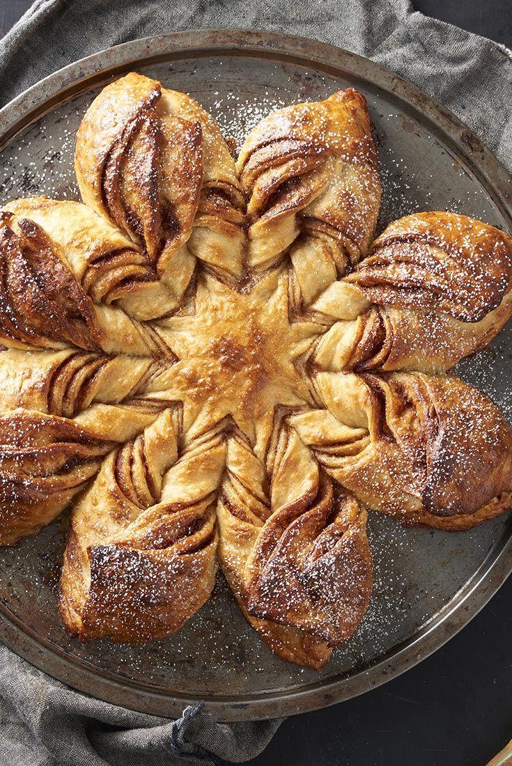 Cinnamon Star Bread Recipe