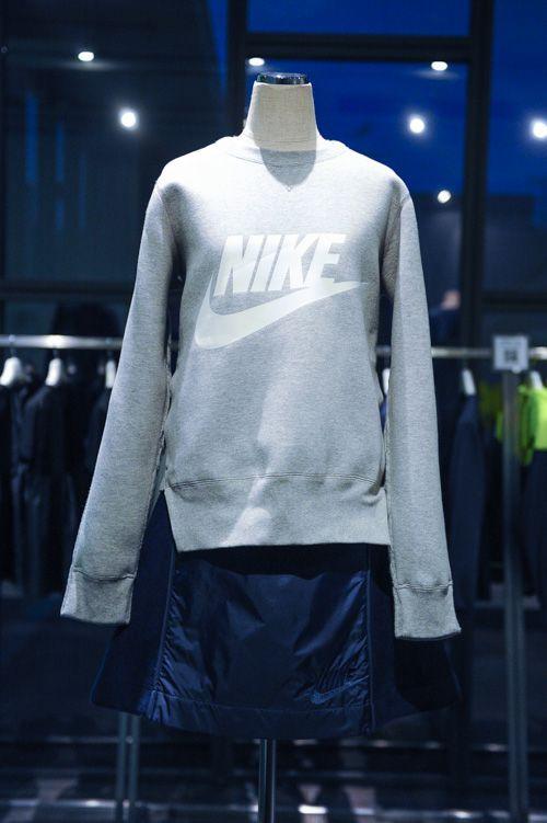 NikeLab×sacaiの新作、ホリデーコレクション発売 - スニーカーは「ナイキ ダンク」が登場の写真42