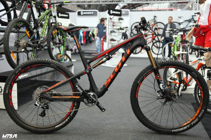 Scott Genius LT 2014- more info at mtb.pl website.  http://mtb.pl/scott-genius-lt-lupa-3354