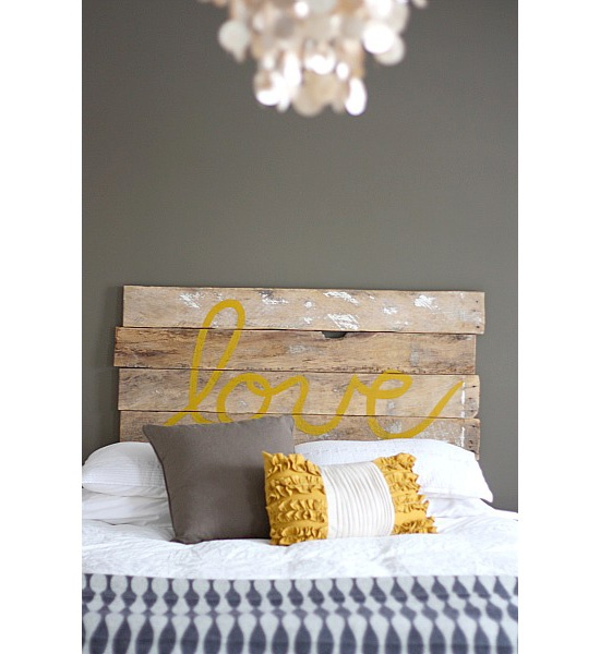 I really like this headboard very rustic and cool looking for Very headboards