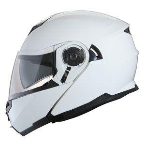 Mũ bảo hiểm lật cằm Royal M14 (trắng)